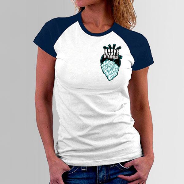 Camiseta Corazón Chica