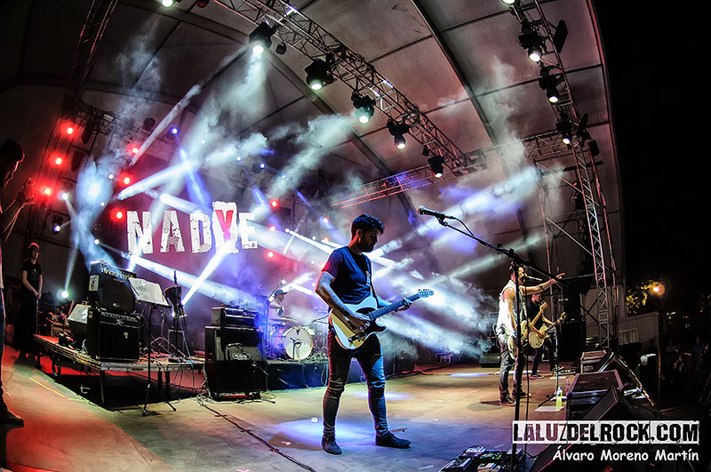 Grupo Rock Nadye