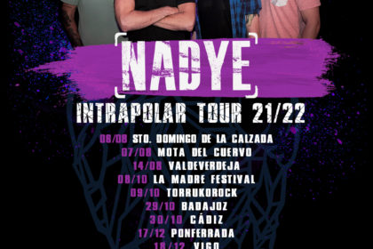 nadye intrapolar tour 2021-2022